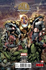 Age Of Ultron Comics
